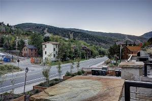 Park City Vacation Rentals - Deck with View